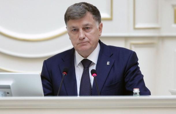 Макаров запретил «Единой России» поддерживать референдум по Исаакию