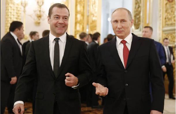 Медведев опроверг слова Путина о собственной болезни