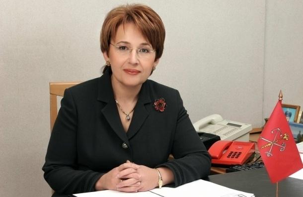 Дмитриева спросит Мединского и Полтавченко про Исаакий