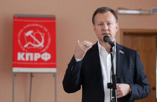 Кем был экс-депутат Вороненков