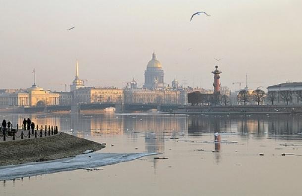 ВПетербурге побит температурный рекорд за27 лет