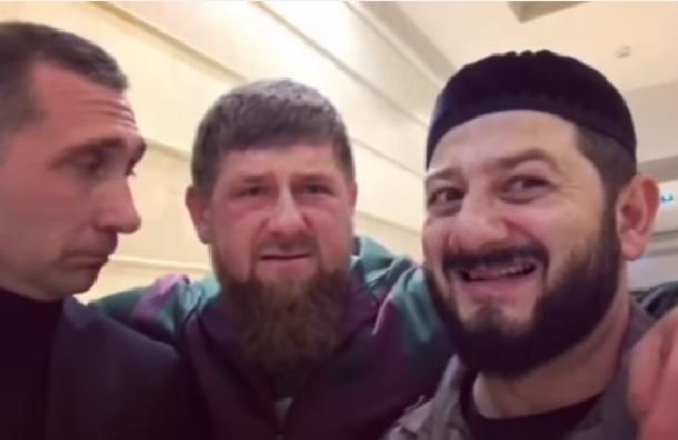Кадыров вместе сГалустяном обратились кНАТО