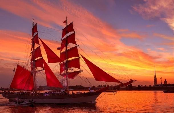 «Алые паруса» в 2017 году пройдут в Петербурге 23 июня