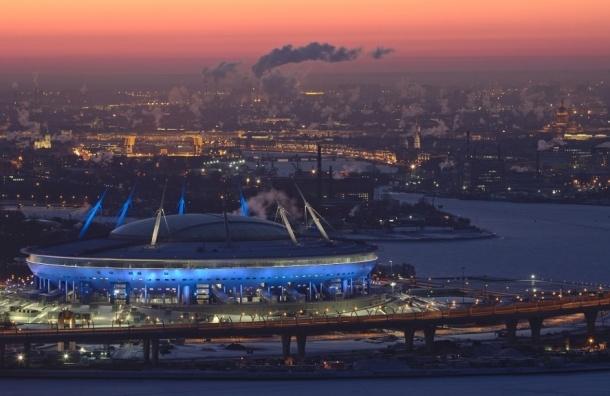 «МегаФон» обеспечил «Санкт-Петербург Арену» связью со всем миром