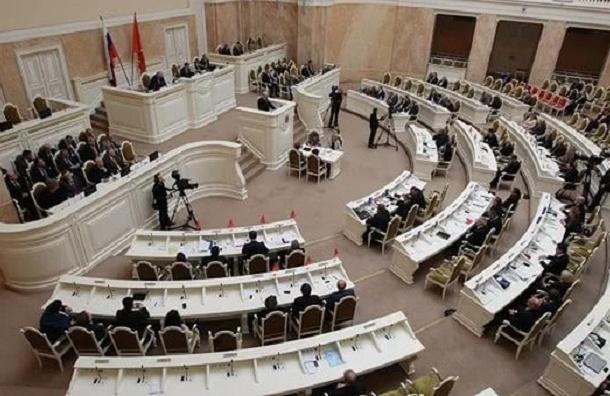 Депутаты Петербурга избавились от Парнаса