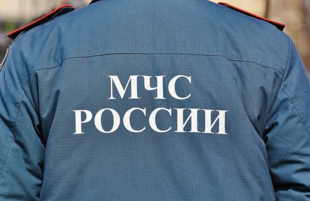МЧС в Петербурге ищет пропавшего рыбака