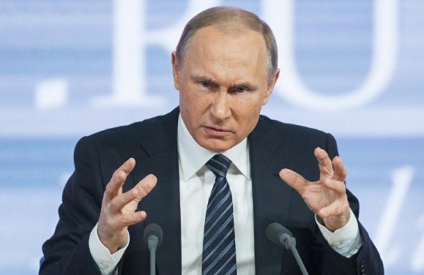 Путин прокомментировал антикоррупционные митинги в России