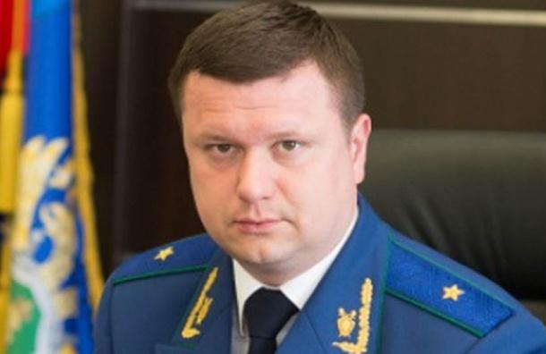 Петербуржец назначен заместителем Чайки