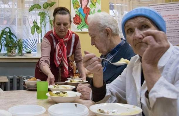 Мальтийская столовая в Петербурге кормит бедных уже 25 лет
