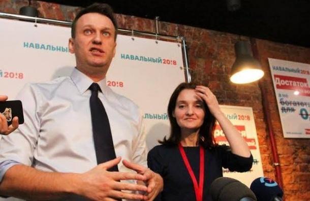 Руководителя петербургского штаба Навального вызвали для дачи объяснений