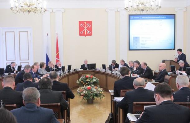 Полтавченко намерен бороться спетербургскими сельпо