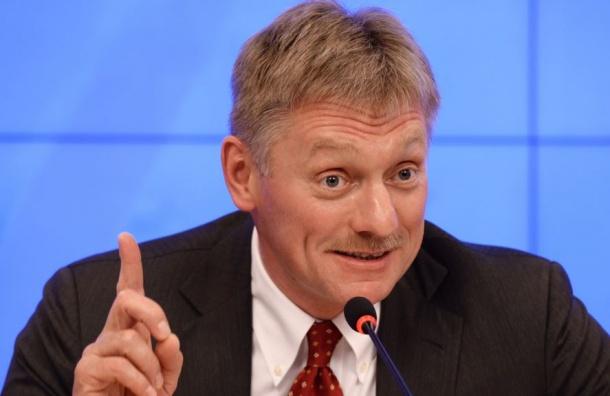 Песков обвинил организаторов митингов в подкупе подростков