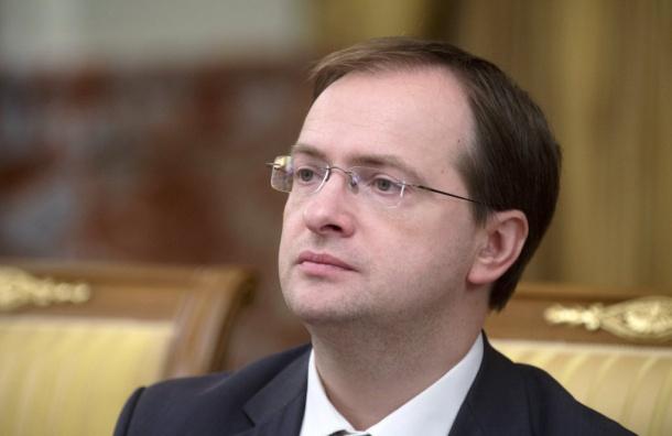 Мединский: уРПЦ иПетербурга должен быть четкий договор наИсаакий