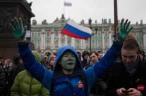 Смольнинский суд получил дела на 89 участников воскресного протеста