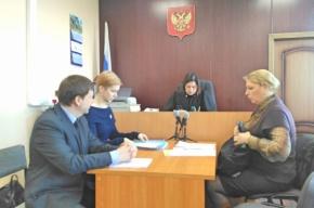 Администрацию Невского района посуду пытаются заставить отвечать горожанам