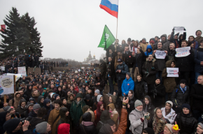 Оппозиция ЗакСа просит ректоров вузов Петербурга не преследовать студентов за 26 марта