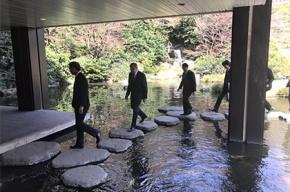 Захарова: Лавров в Токио шел практически по воде