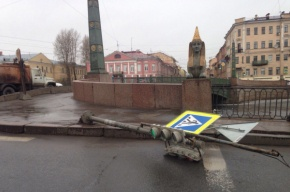 На Петербург обрушится штормовой ветер