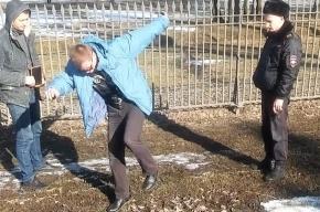 Водитель «под бутиратом» устроил танцы на Санкт-Петербургском шоссе