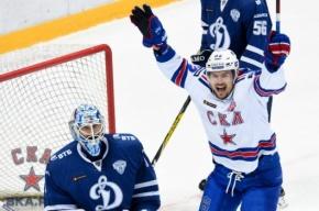 СКА вышел в финал Западной конференции Кубка Гагарина