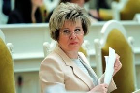 Шишкину рекомендовали на должность председателя «Справедливой России» в Петербурге
