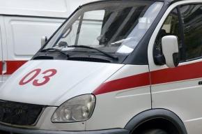 Пожилой мужчина умер в Пенсионном фонде на Кондратьевском