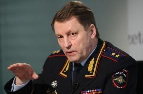 Путин снял Нилова с должности главы ГИБДД