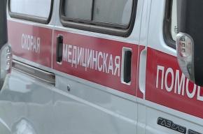 Подросток упал с 5-го этажа на Васильевском острове