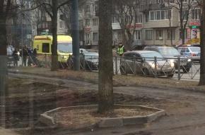 Пенсионера сбили на Будапештской улице