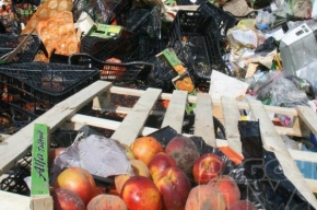 Куда деваются продукты, которые нельзя есть
