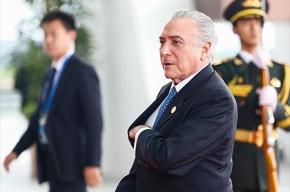Президент Бразилии покинул официальную резиденцию из-за «призраков»