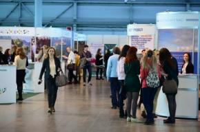 В «Ленэкспо» открылась 21-я международная туристская выставка «Отдых без границ 2017»
