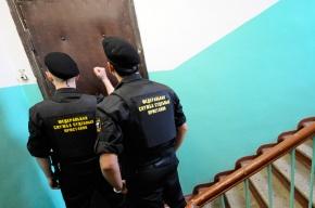 Алиментщика в Купчино увезли в больницу после общения с приставами