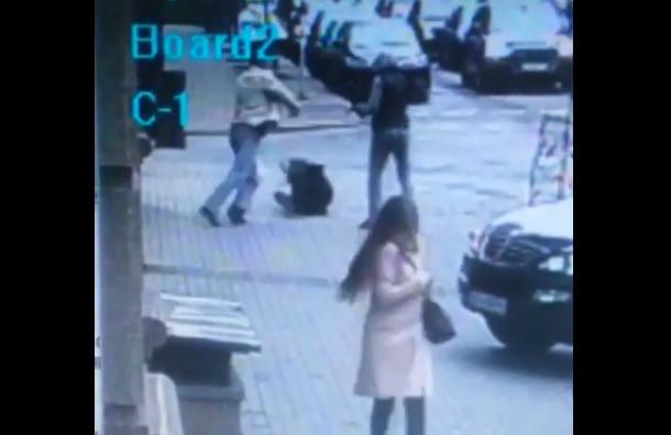 СМИ показали кадры убийства экс-депутата Госдумы Вороненкова