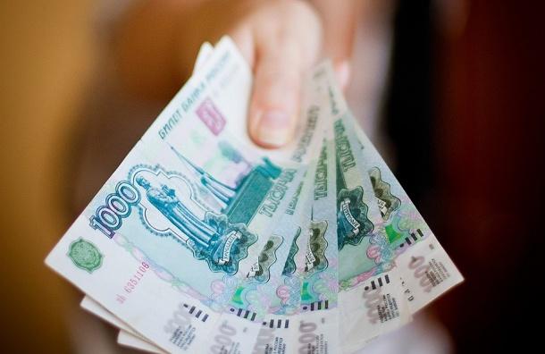 МВД назвало средний размер взятки в России