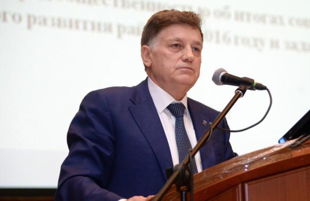 Спикер Закса Вячеслав Макаров отказался объяснять скандал, связанный сВасилием Кичеджи
