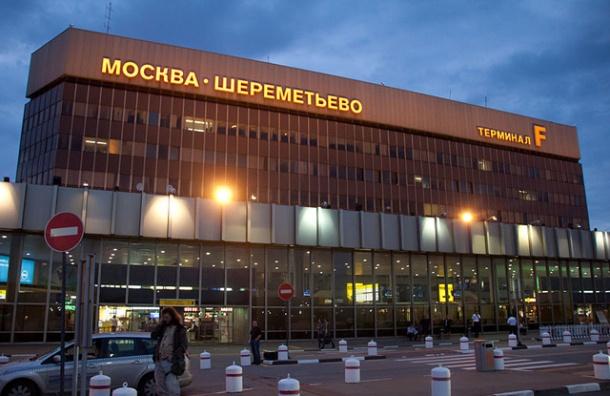 Студентка из Петербурга пропала в Шереметьево
