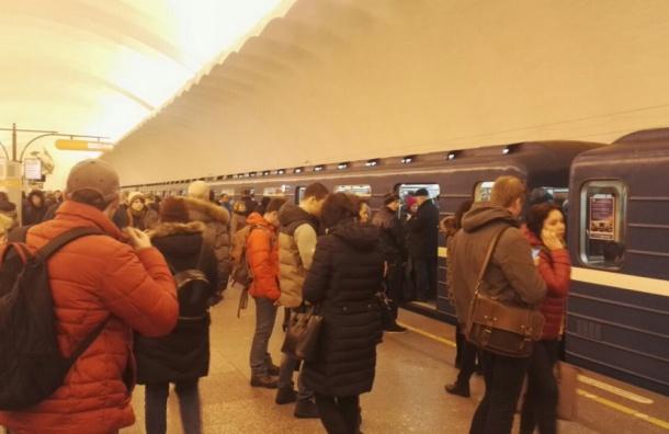 Четыре станции метро на Линии 4 закрыты для пассажиров