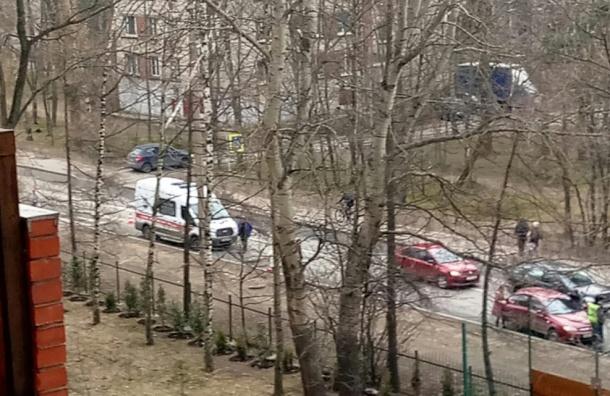 KIA сбила школьницу на улице Рашетова