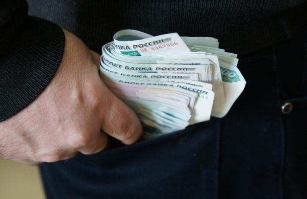 Топ-менеджера «Рив-Гош» задержали завзятку в2 миллиона рублей