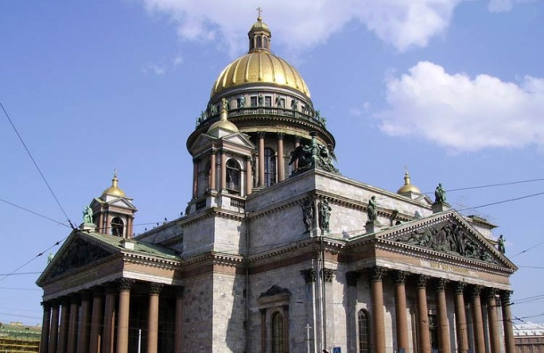 Санкт-Петербург: ВИсаакиевском соборе пройдет крестный ход детей