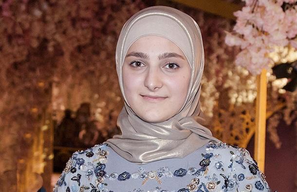 Старшая дочь Кадырова вышла замуж после двух недель знакомства с женихом