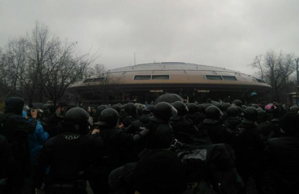 Задержан фотокорреспондент «Делового Петербурга»