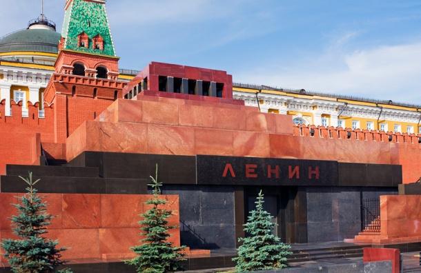 Больше половины граждан России поддерживают захоронение Ленина— Опрос