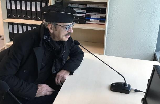 Михаил Боярский станет диктором матча «Зенит» - «Урал» на новом стадионе