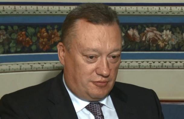 В помещении парламента Петербурга началась панихида поВадиму Тюльпанову