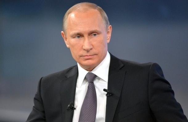 Путин: В России хорошо жить режиссерам