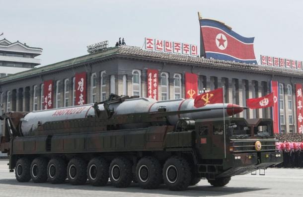 Представитель КНДР в ООН: из-за США ядерная война может начаться в любой момент