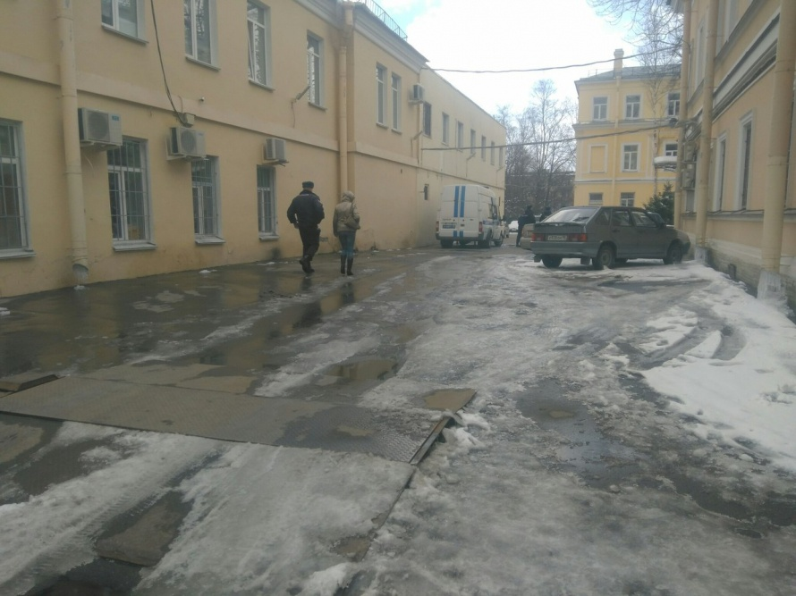 газель-полиция