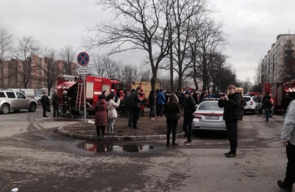 МЧС опровергает информацию о взрыве на Солидарности